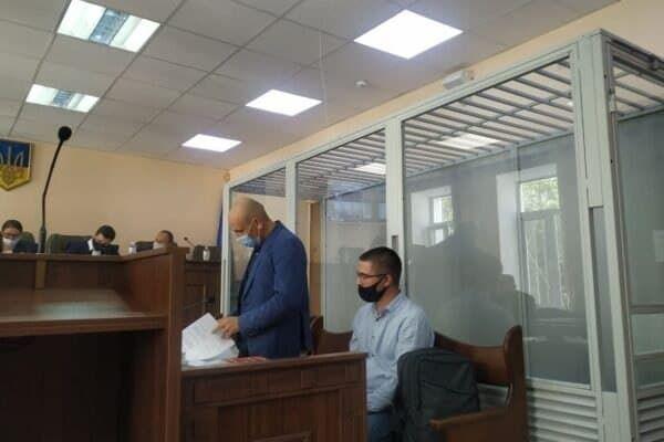 Сергей Гливинский в суде