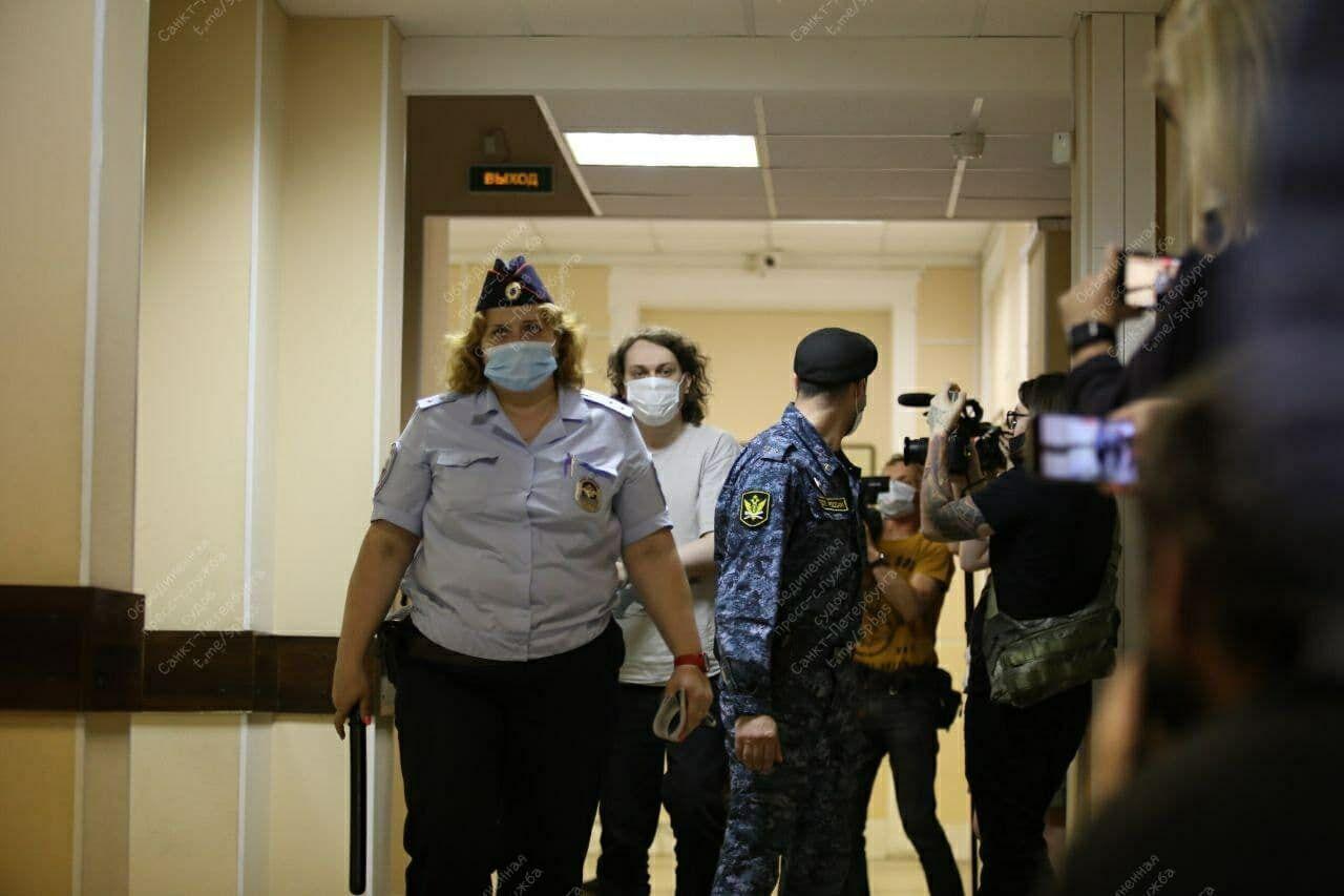Блогера Юрия Хованского арестовали