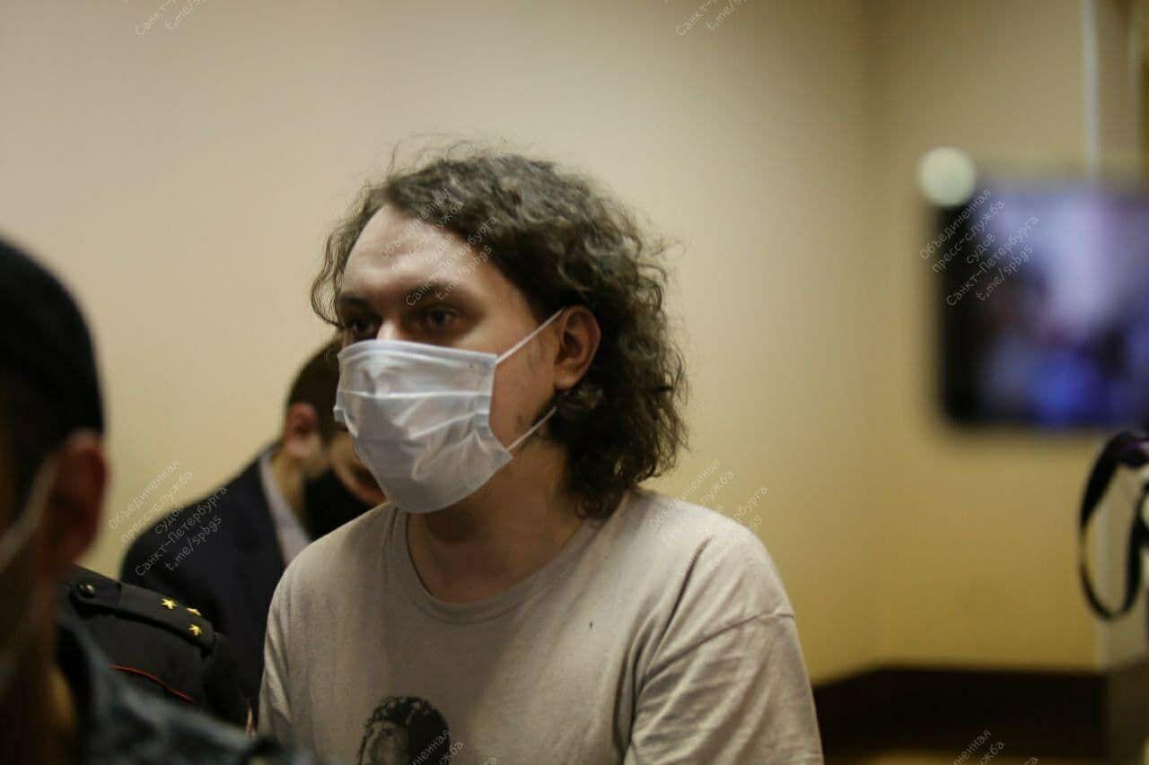 Юрия Хованского арестовали на два месяца