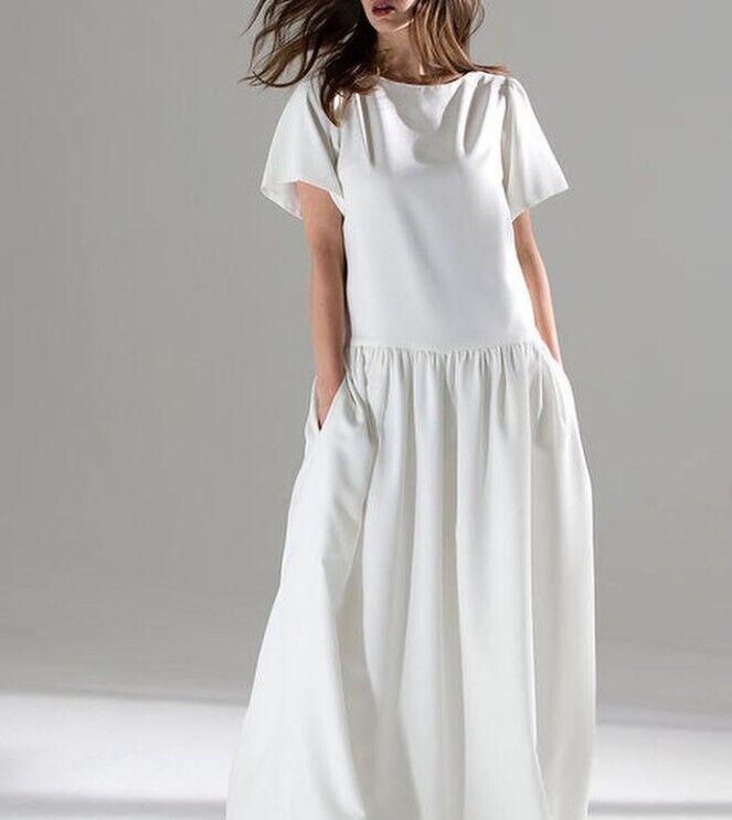Весільна сукня-халат.