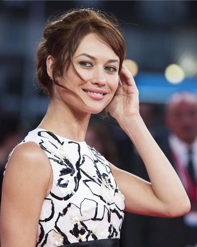 Голливудская актриса украинского происхождения Ольга Куриленко