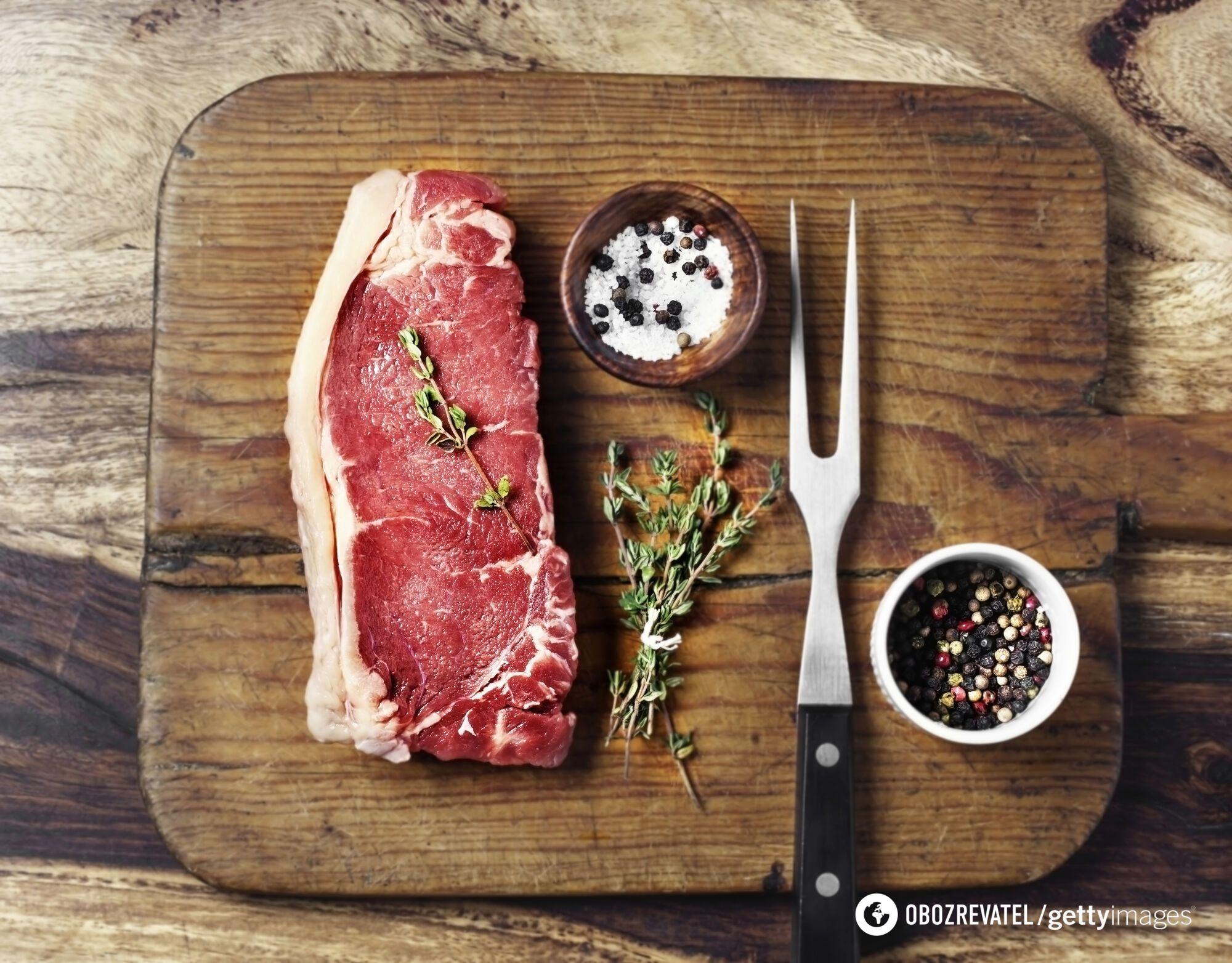 Як смачно замаринувати м'ясо