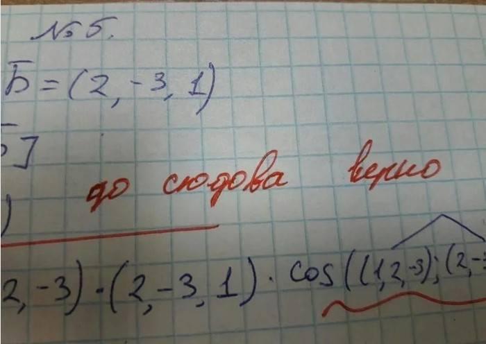 Учитель математики не обязан знать язык.