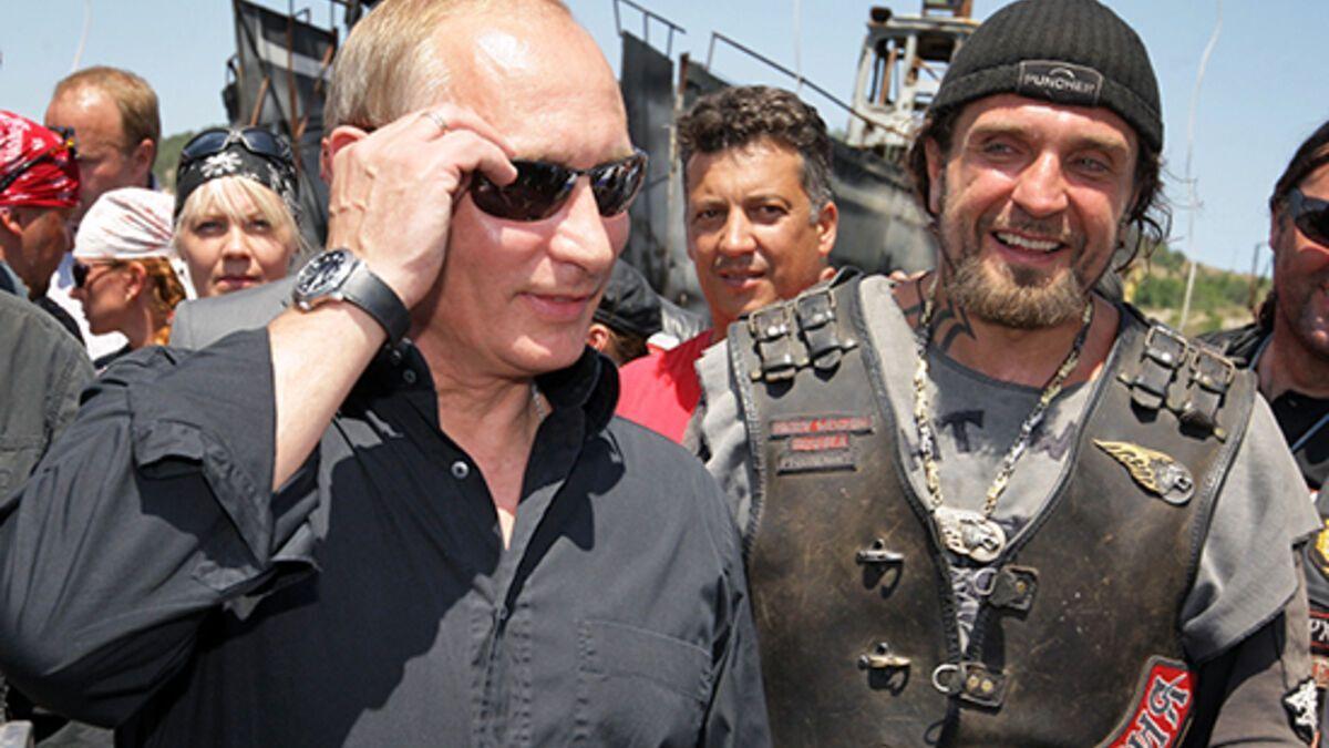 Залдостанов и Путин