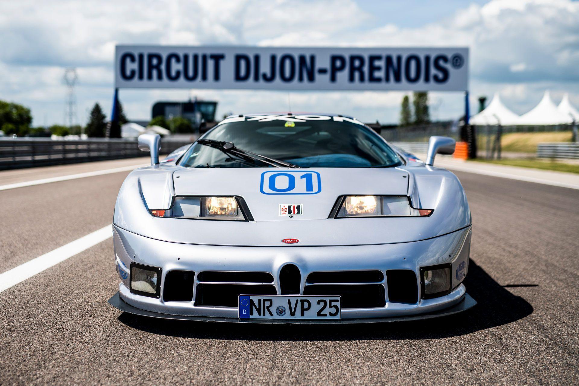 Bugatti EB 110 Sport Competizione