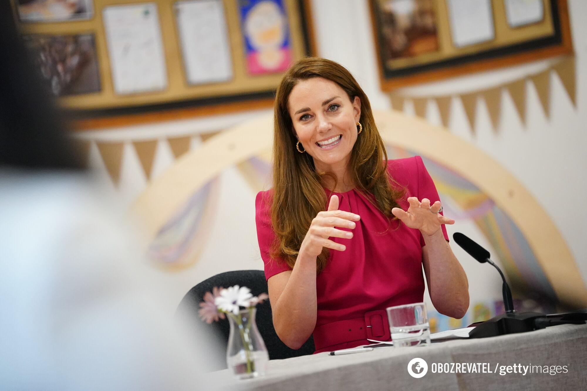 Герцогиня Кембриджская Кейт Миддлтон