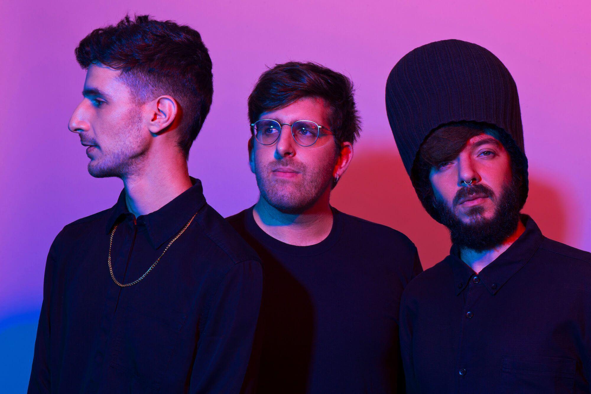 Израильская электронная инди-поп-группа Garden City Movement