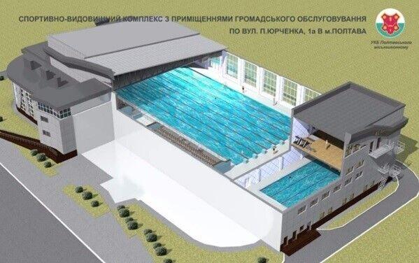 Планується, що 800 млн гривень піде на фінансування 11 спортивних об'єктів