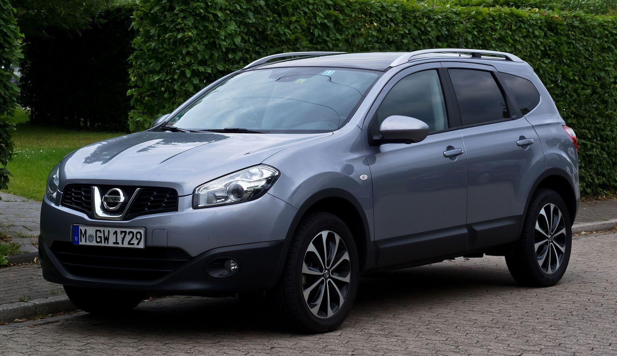 Nissan Qashqai 2007-2013 годов набрал в рейтинге надежности 45,6%