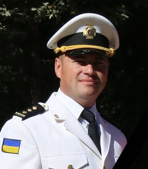Максим Михайлович Шаповал .