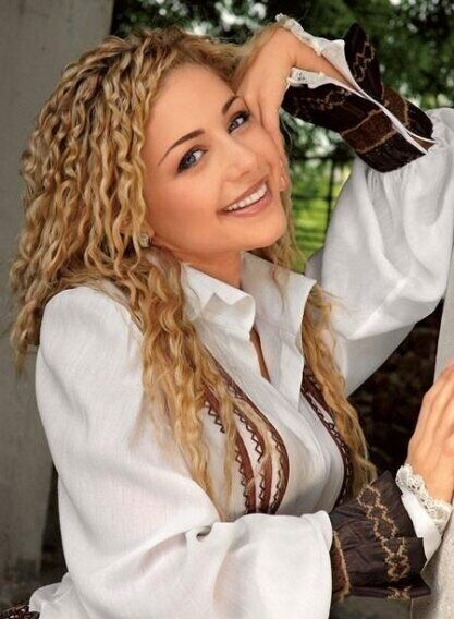 Тина Кароль стала очень популярной в Украине