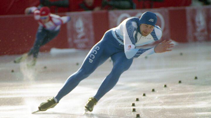 Игорь Железовский на Олимпиаде