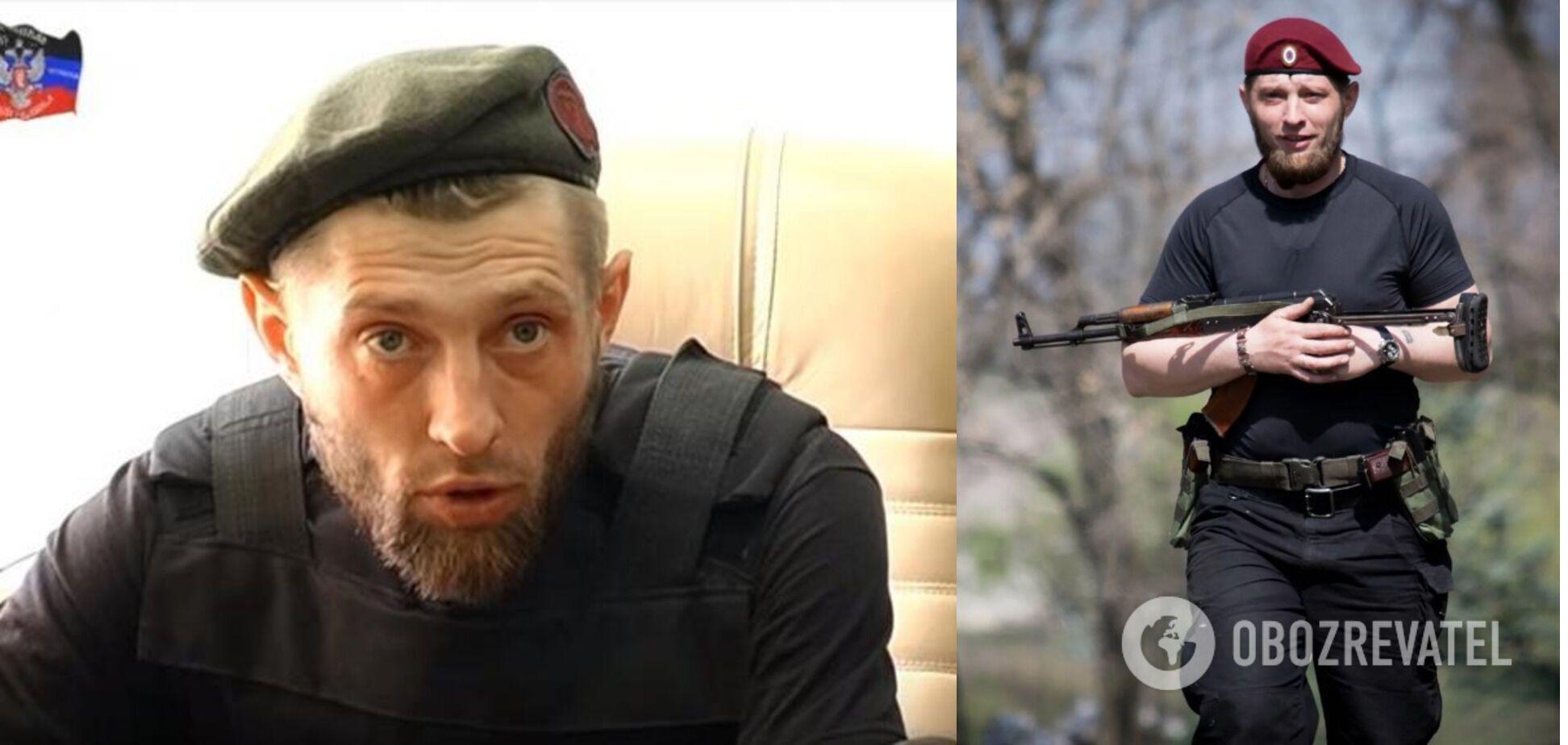 """""""Чечен"""" Андрей Борисов сбежал накануне освобождения Мариуполя"""