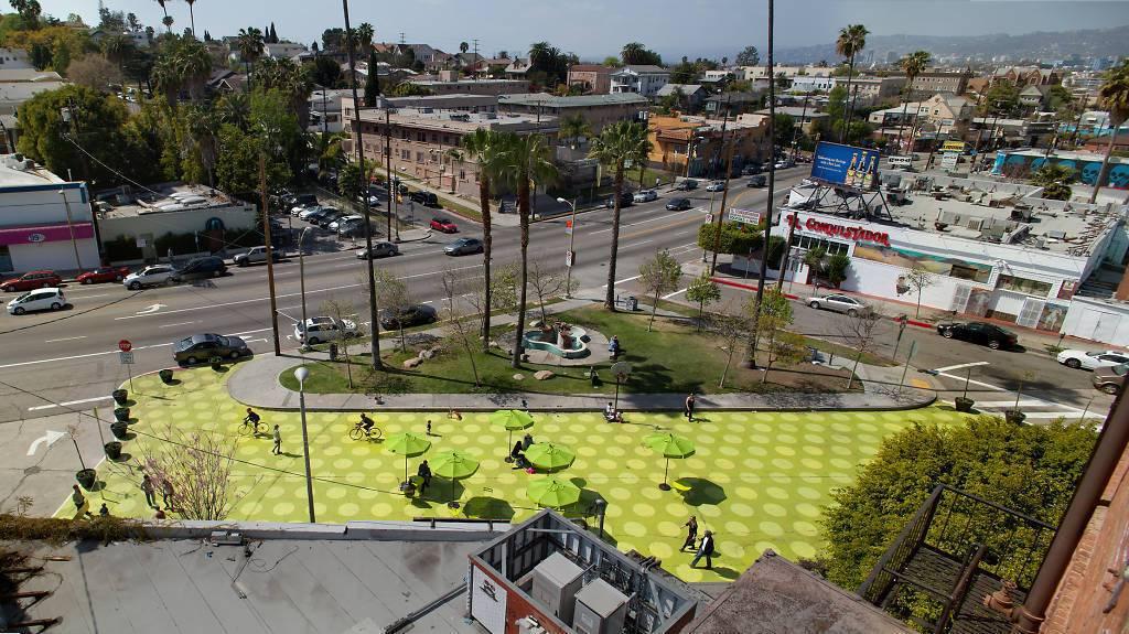 Бульвар Сансет, Лос-Анджелес