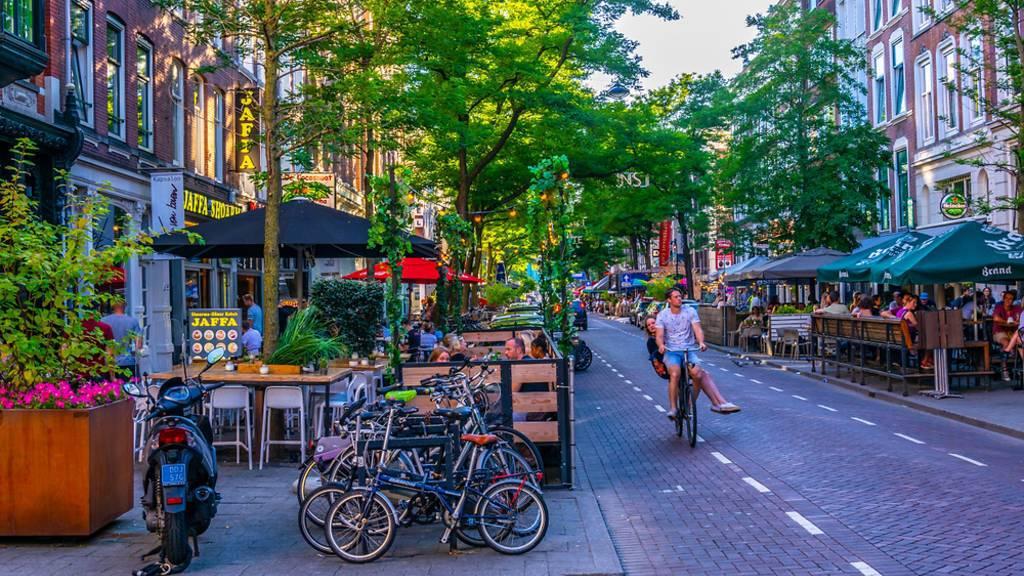 Witte de Withstraat (Витте де Витстрат), Роттердам