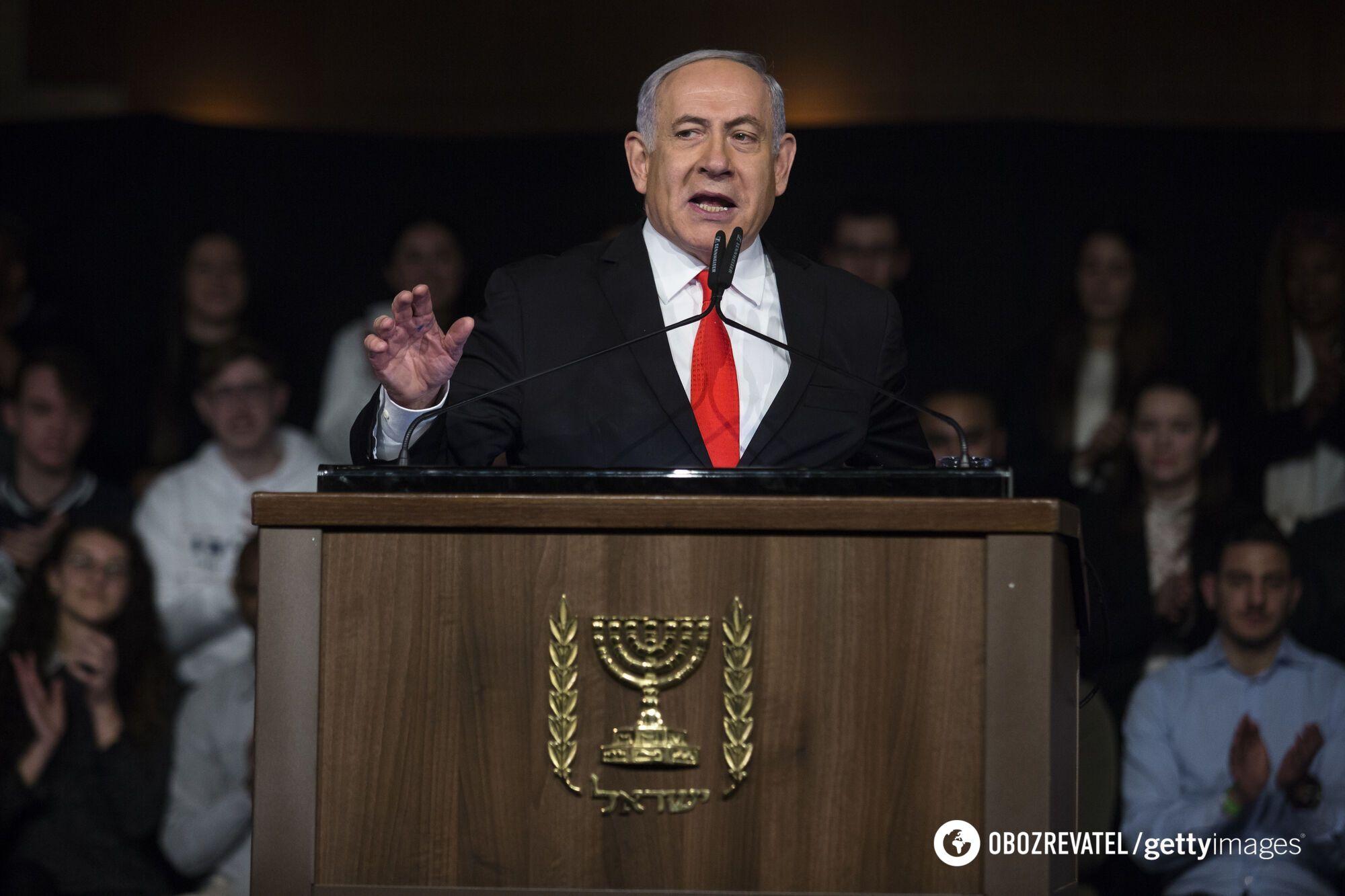 Израильский Кнессет проголосовал за новое правительство 60 голосами против 59