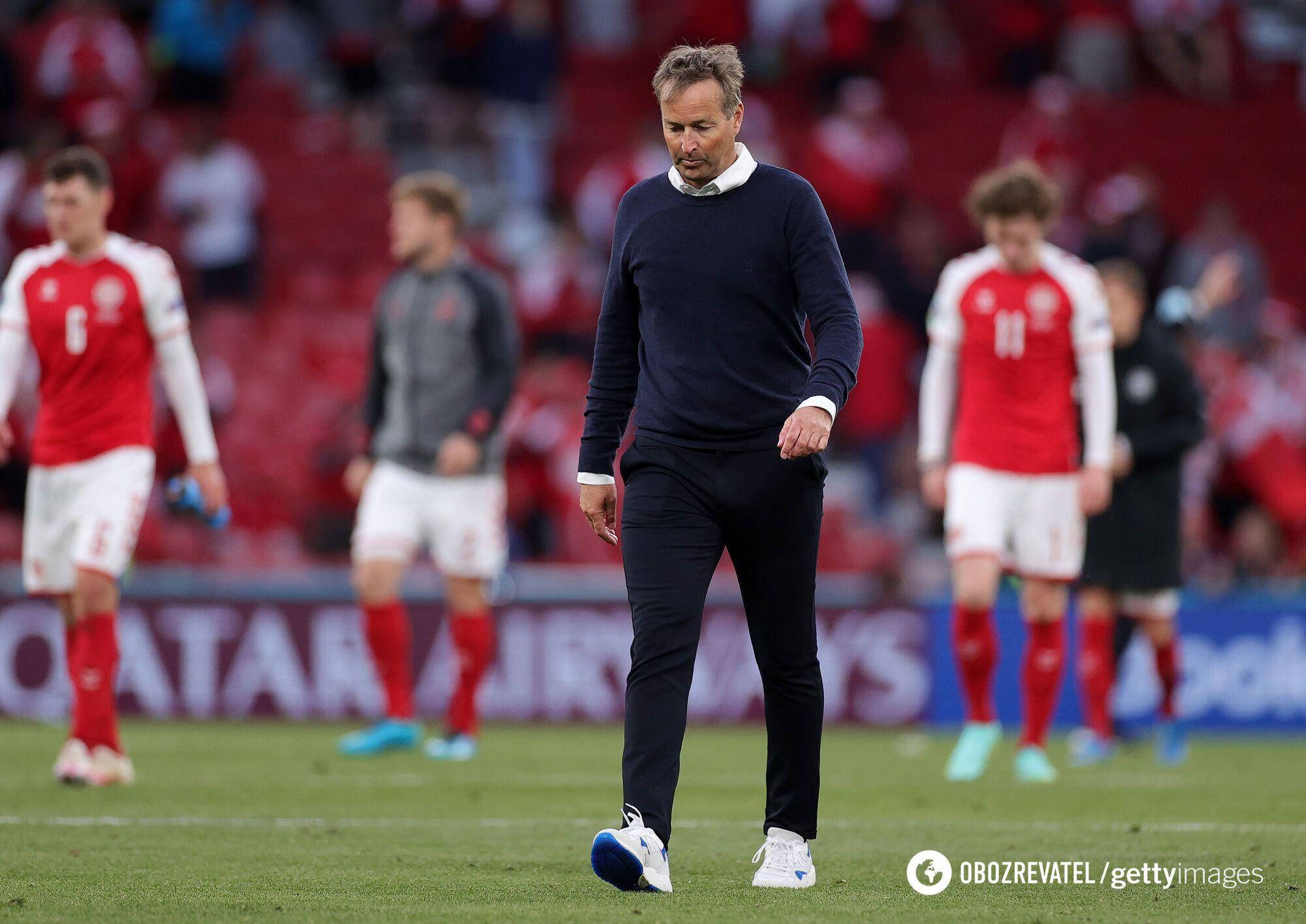 Головний тренер збірної Данії