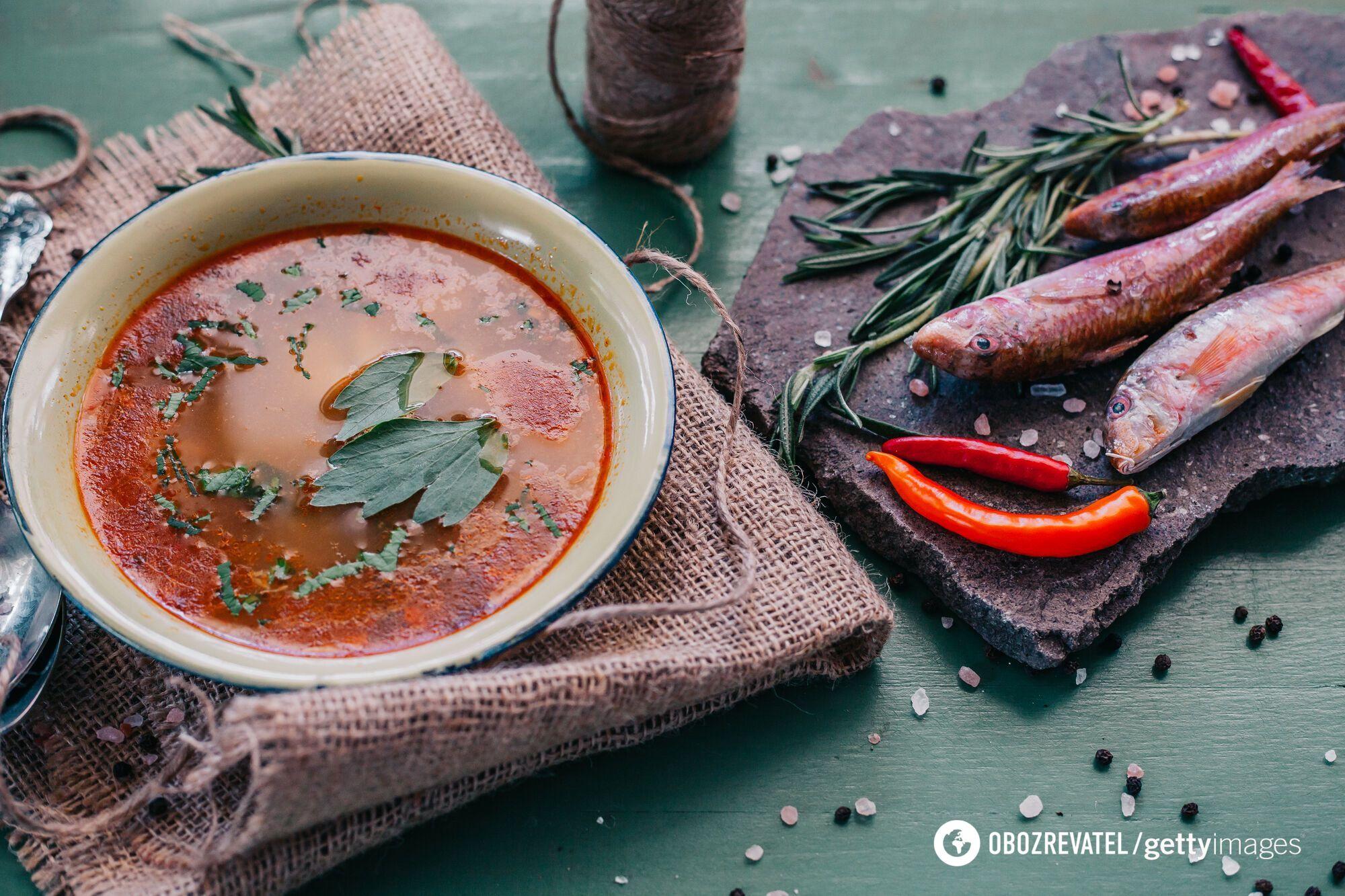 Як приготувати смачний суп