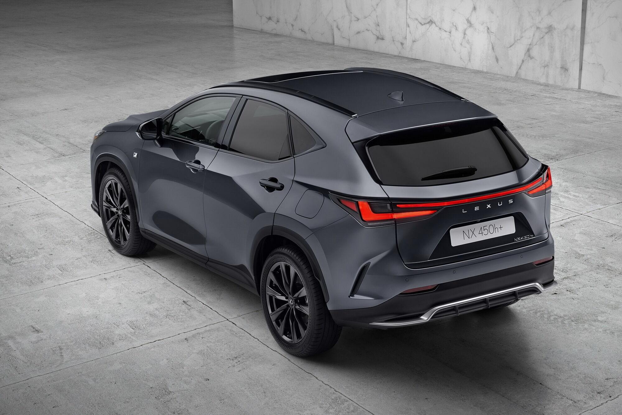 """95% элементов и деталей нового Lexus NX разработаны """"с чистого листа"""""""