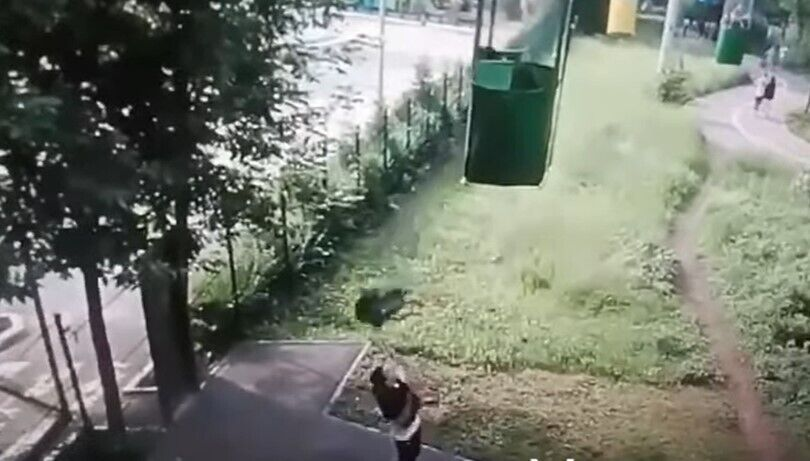 Кадри з відео