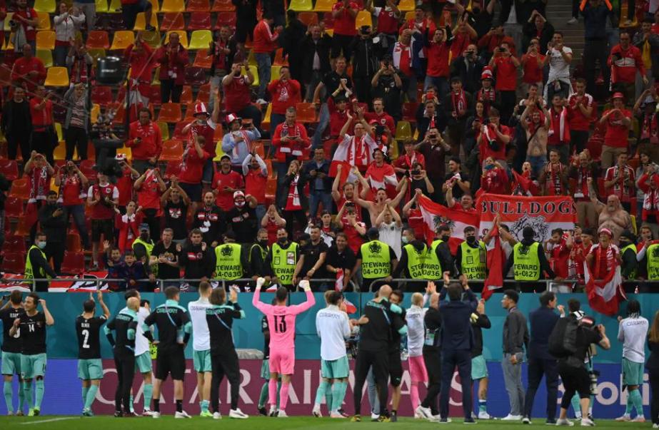 Австрия стартовала на Евро-2020 с волевой победы