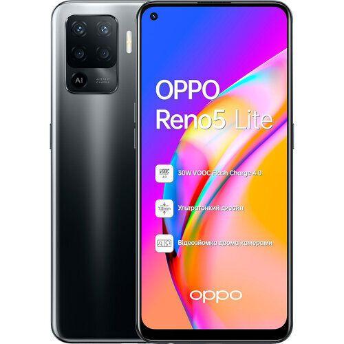 OPPO Reno 5 Lite 8/128 Gb Dual Sim Black.