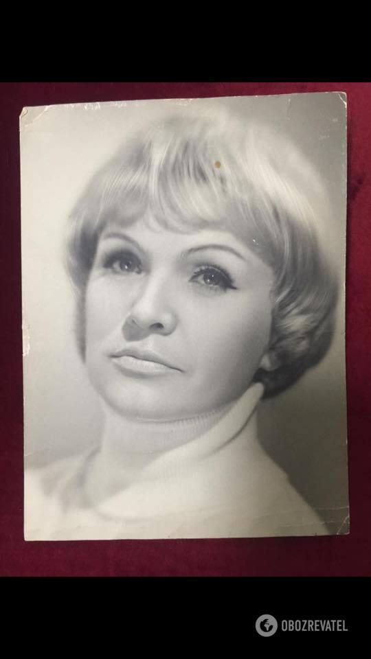 Первая жена Григория Чапкиса – Людмила