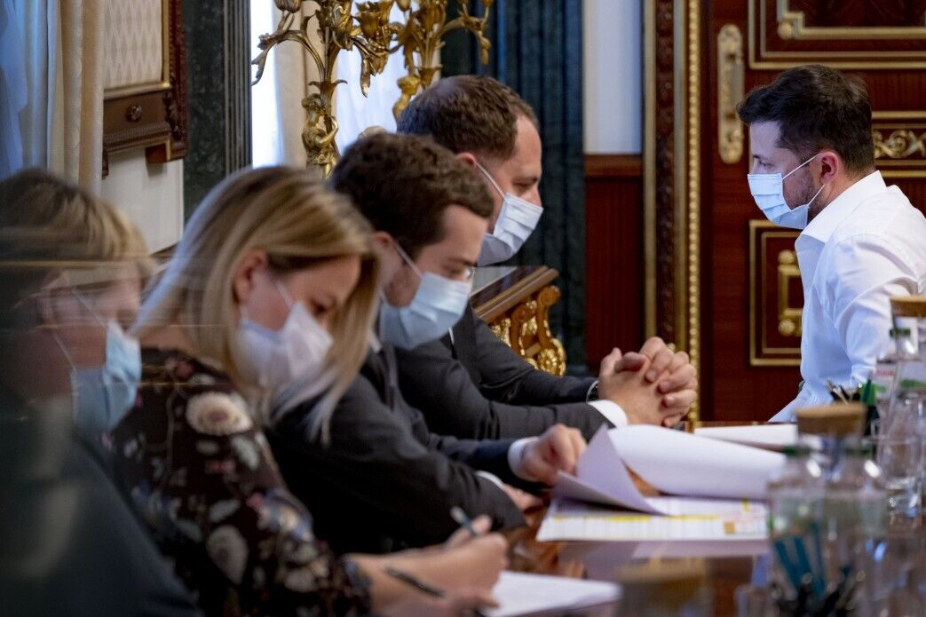Селекторное совещание с президентом