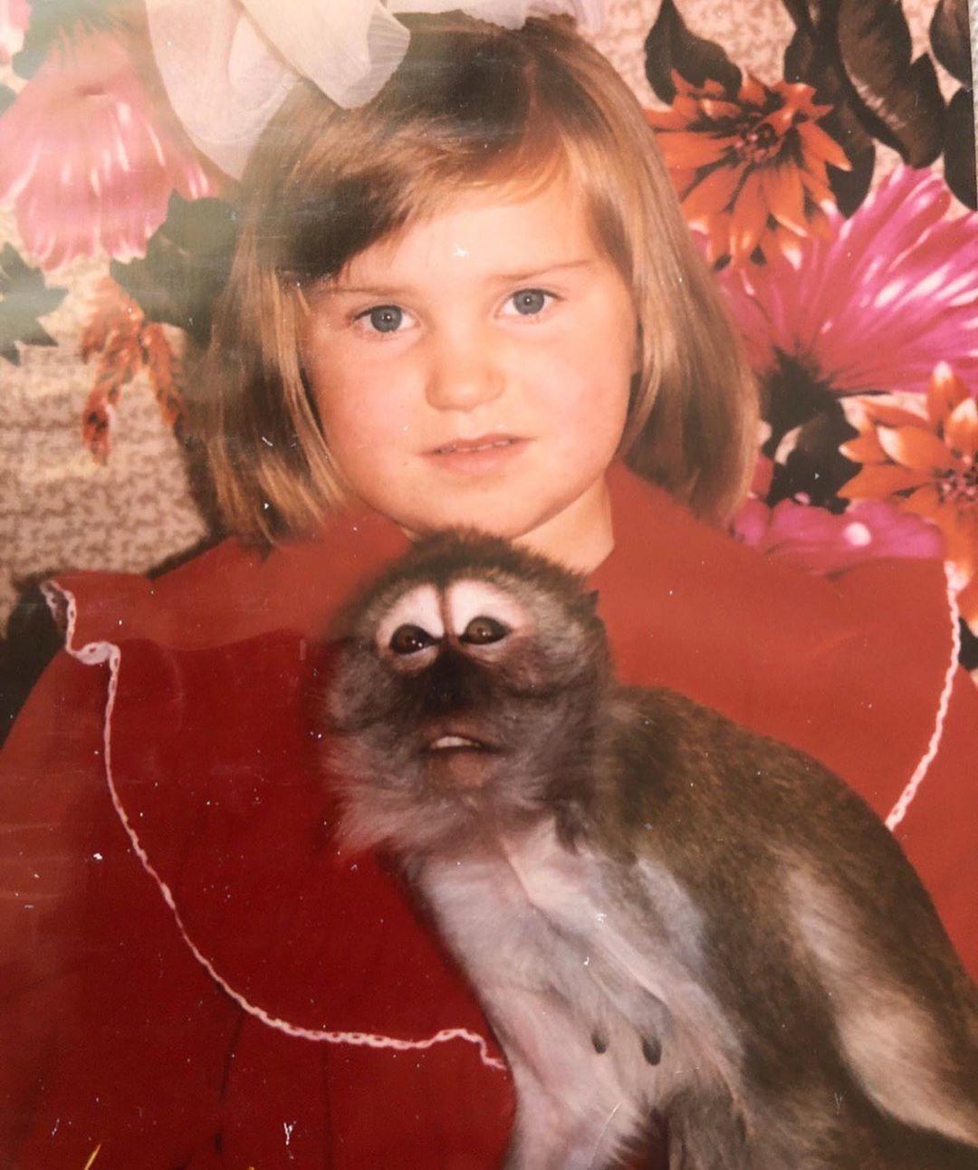 Alyona Alyona в детстве