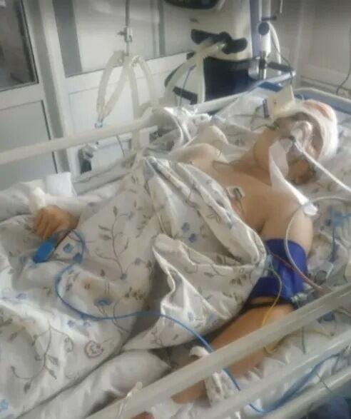 Підліток потрапив до лікарні.