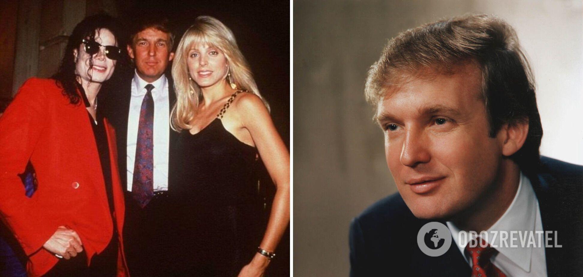 Трамп почав бізнес з компанії батька, де займався арендою будинків.