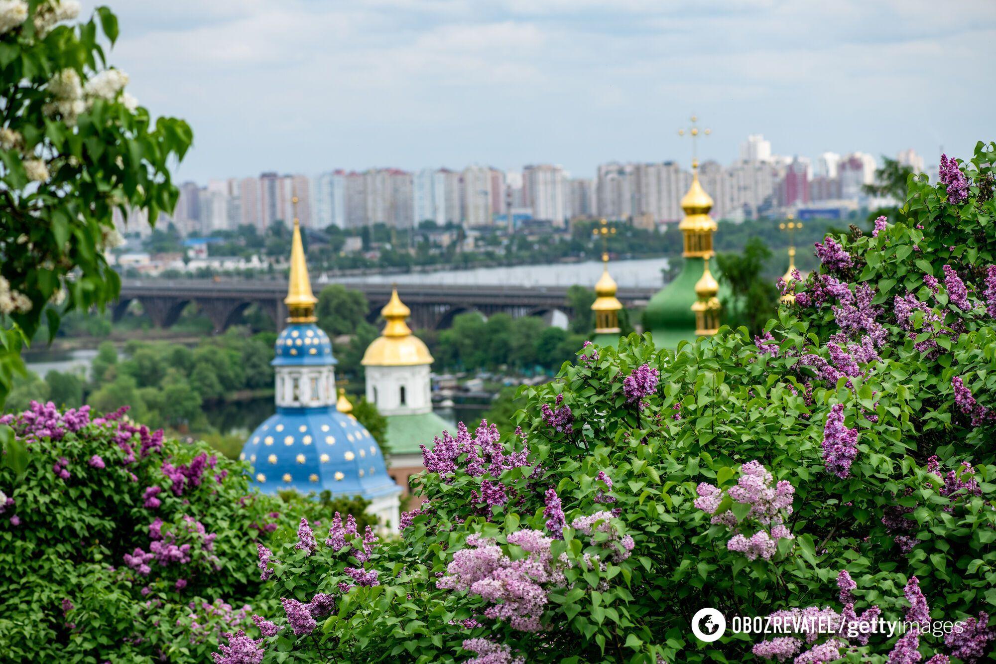 На Трійцю в Україні встановиться спокійна погода.