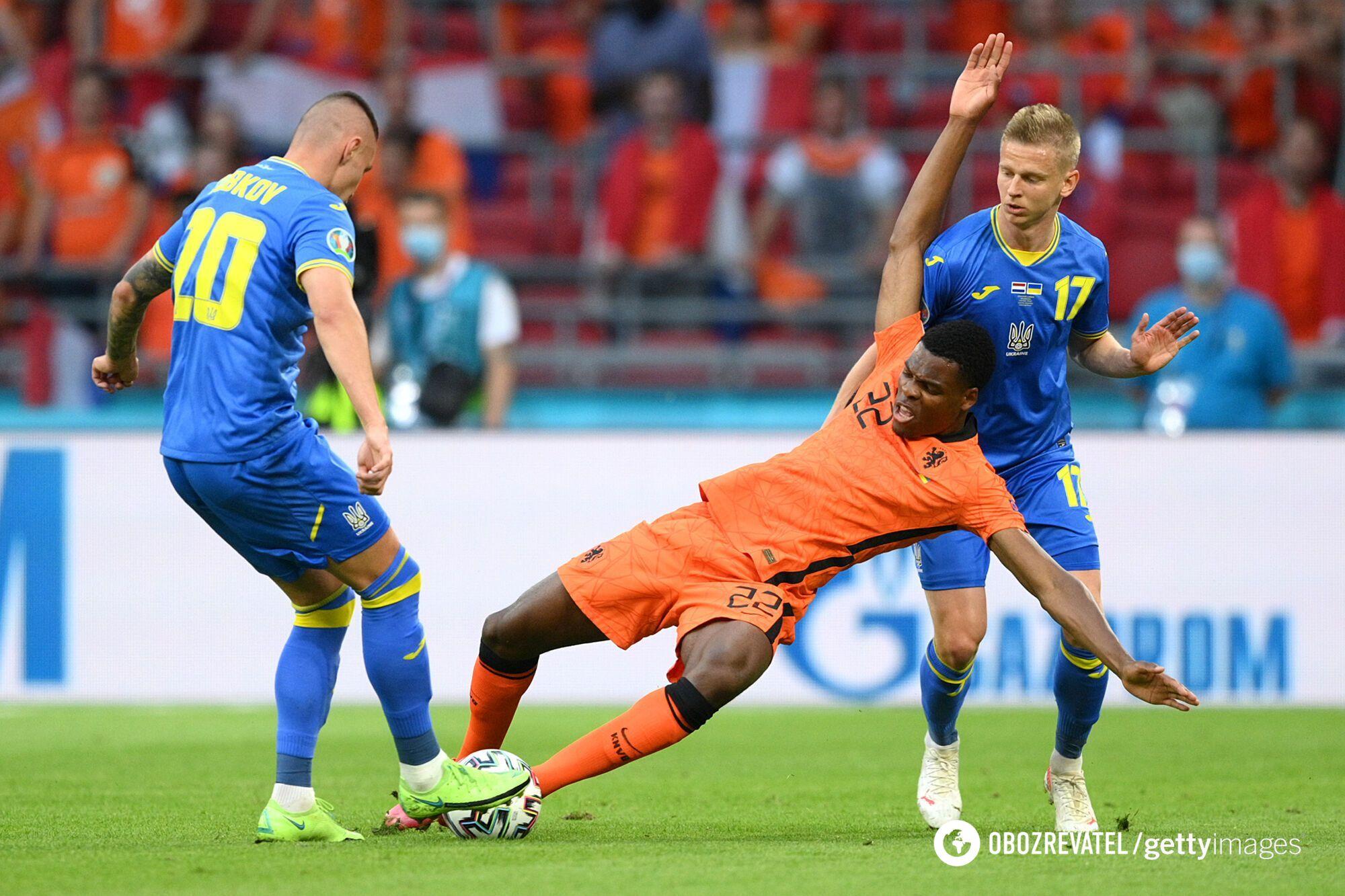 Олександр Зубков може більше не зіграти на Євро-2020.