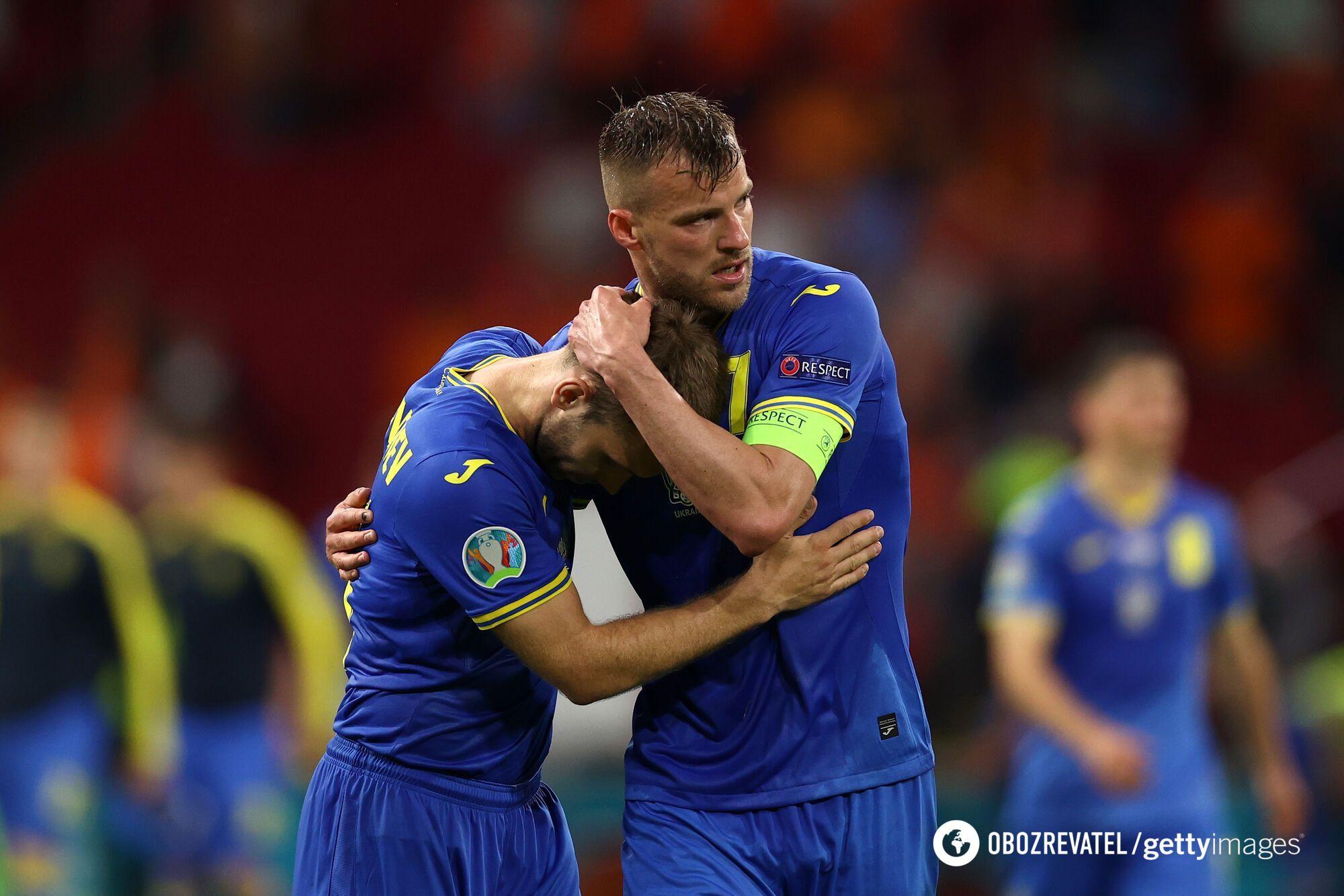 Ярмоленко забил первый гол Украины на Евро-2020