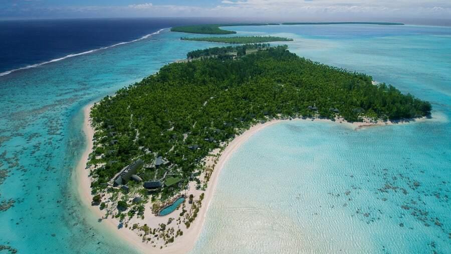 Брандо, Французская Полинезия