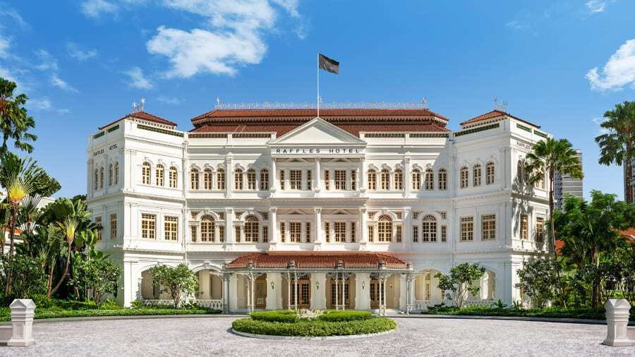 Это один из величайших отелей мира