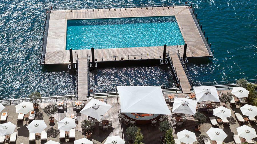 Grand Hotel Tremezzo, Италия