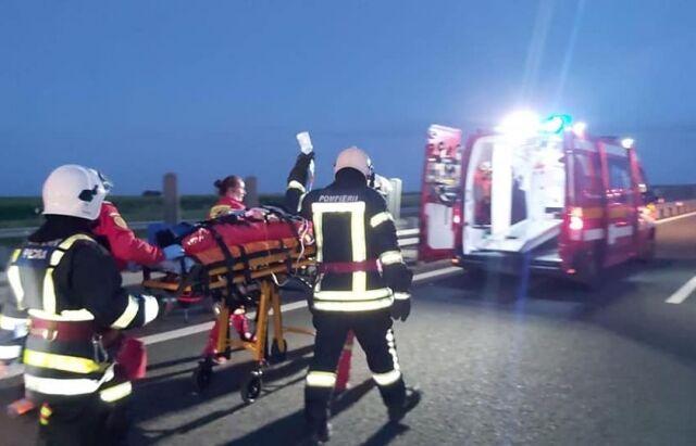 В аварии погибли пассажиры-украинцы