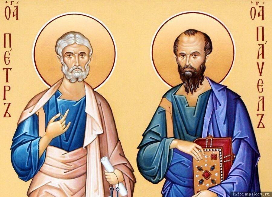 Петров пост установлен в память о святых апостолах Петре и Павле