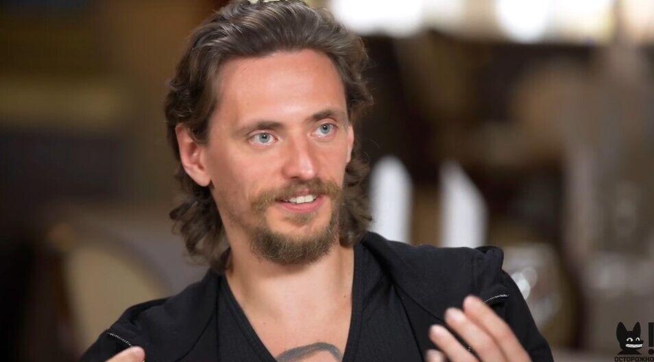Сергей Полунин дал интервью Собчак.