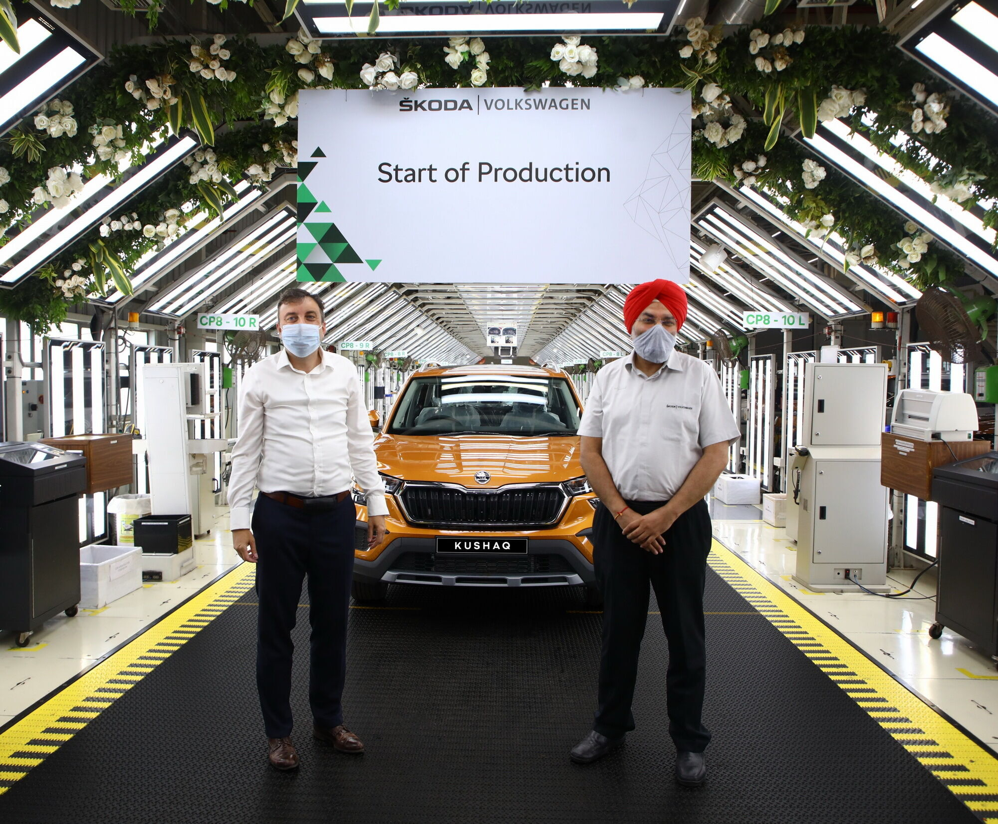 Kushaq – перша з чотирьох моделей концерну Volkswagen, які поповнять асортимент продукції автовиробника на місцевому ринку