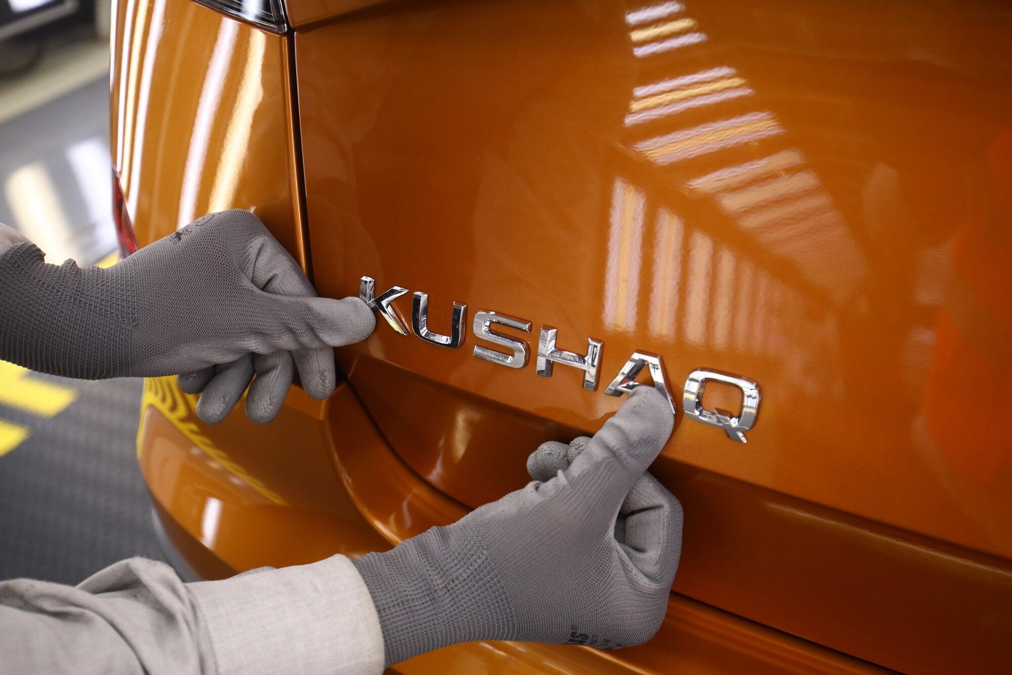 Перші покупці отримають свої кросовери Skoda Kushaq вже в липні