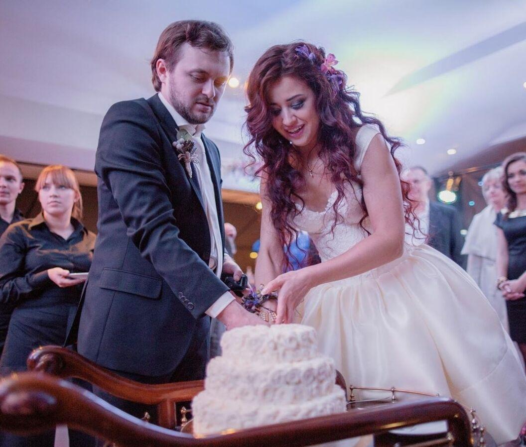 SLAVIA и Михаил Хома поженились 20 ноября 2013 года