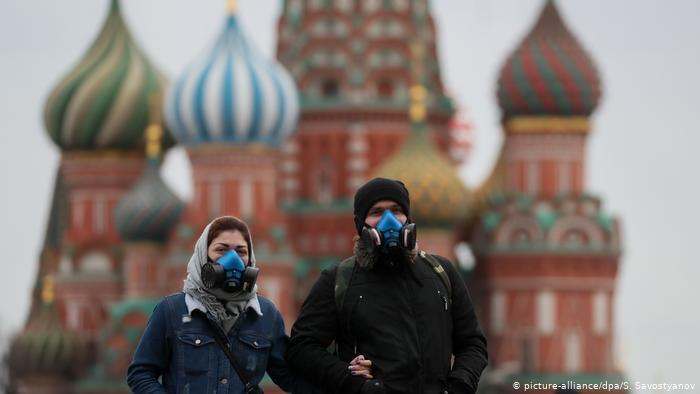 У Москві новий спалах коронавірусу
