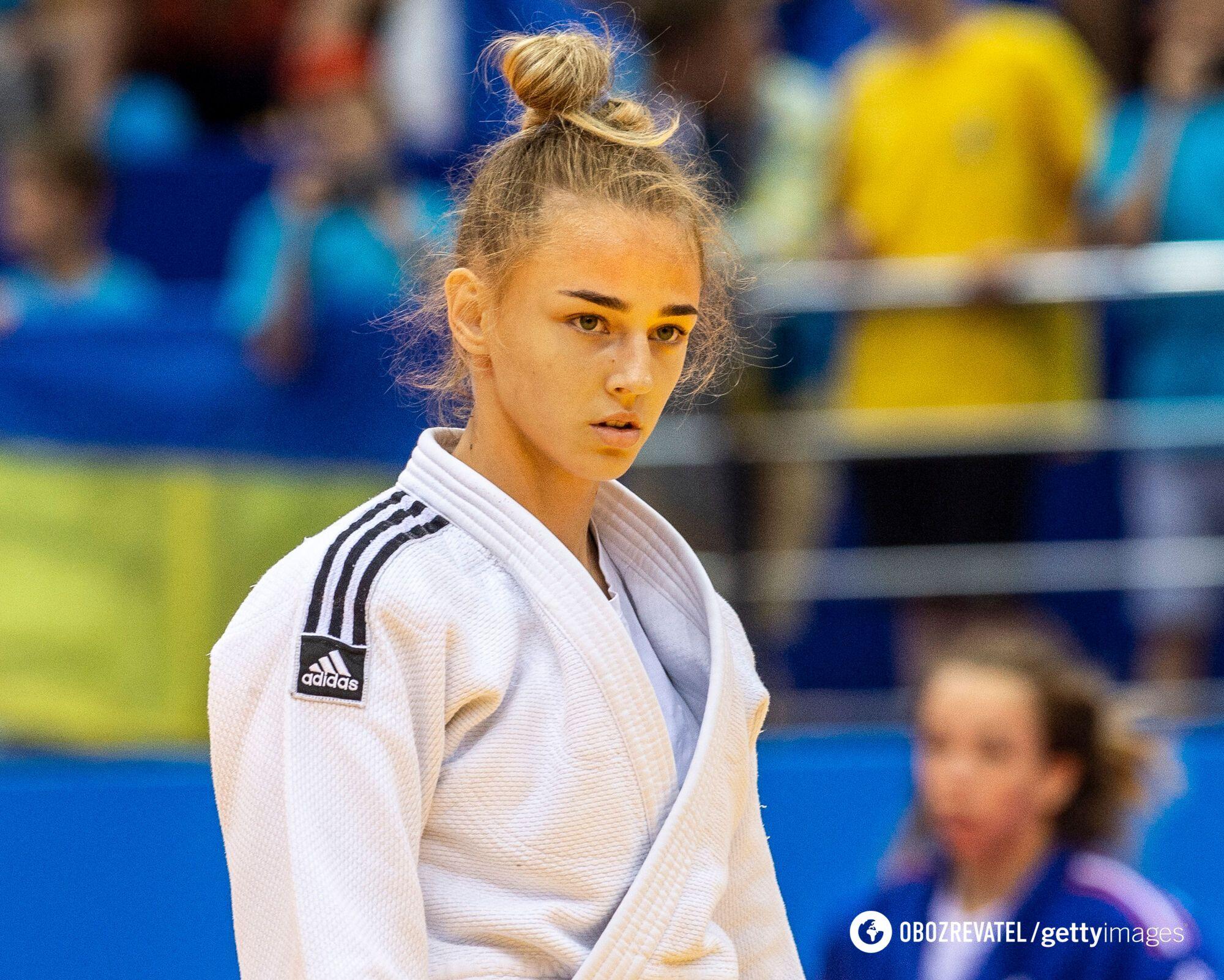 Дарья Белодед.