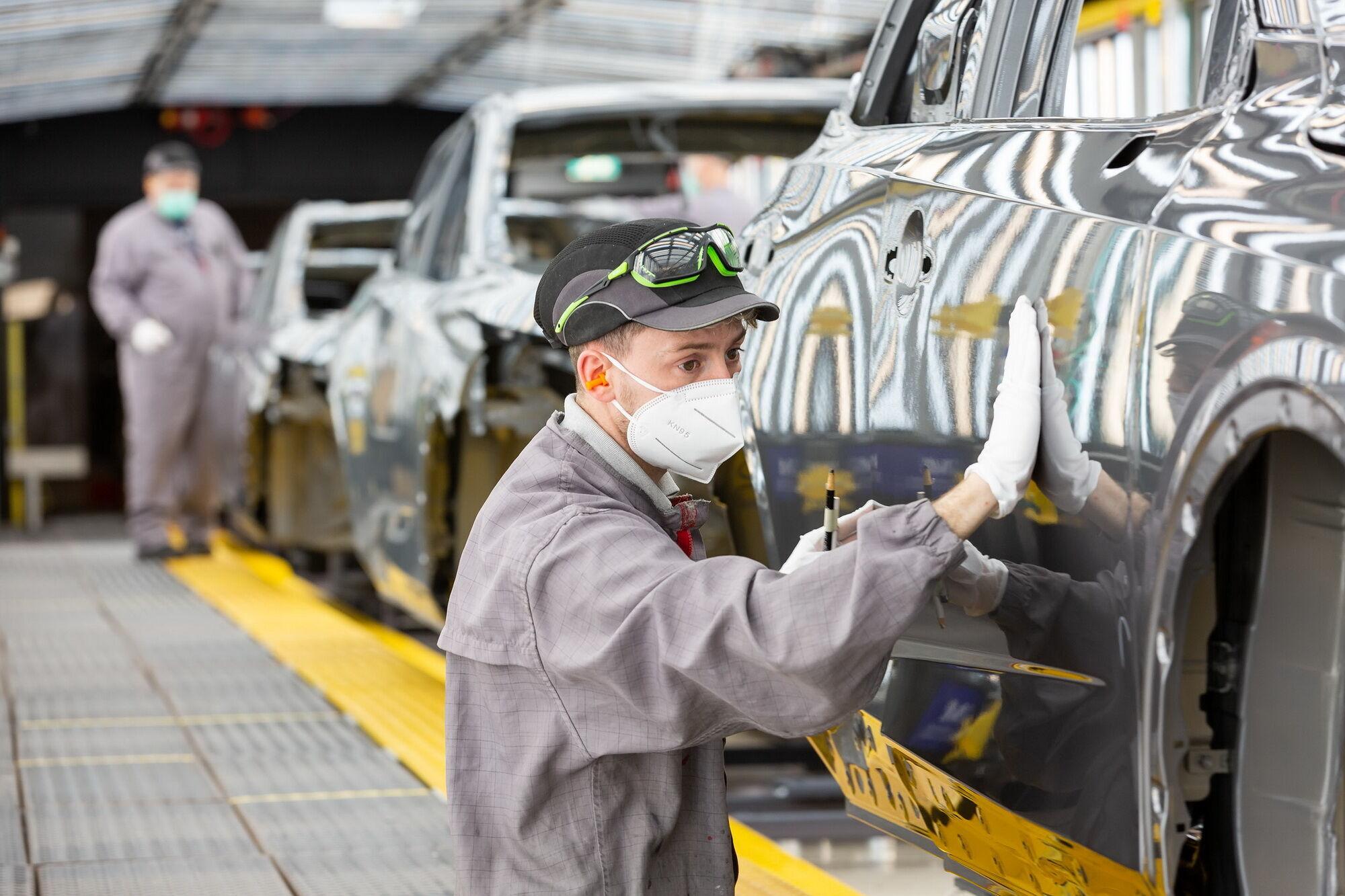На каждом этапе производства ведется строгий контроль качества