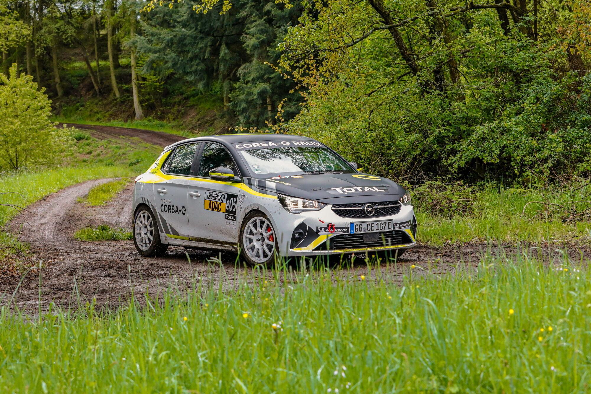 """На первом этапе """"ADAC Rallye Stemweder Berg"""" победу одержал французский экипаж Лоран Пеллье и Тьерри Сальва"""