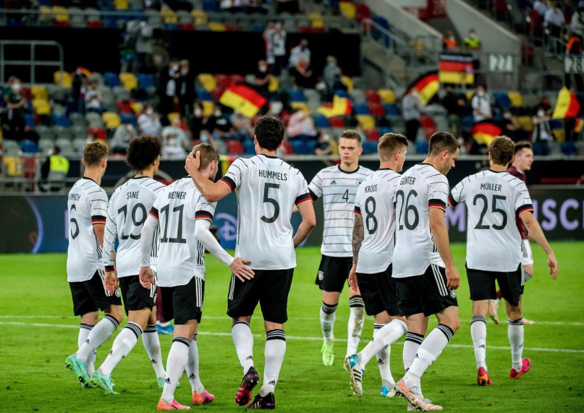 Сборная Германии сыграет против Франции на своем стадионе