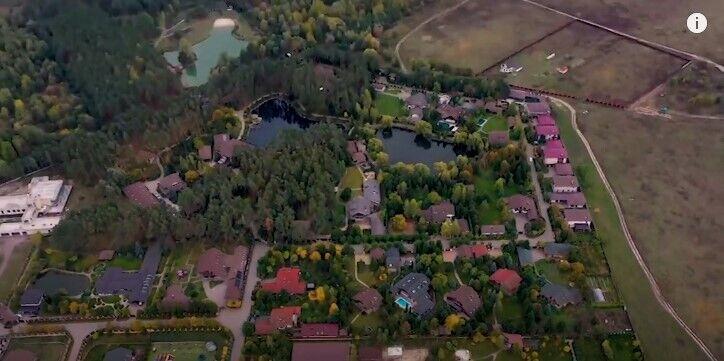 СМИ показали, где живет Билык