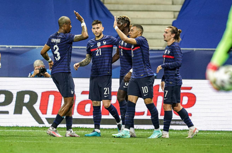 Французи зіграють в Мюнхені